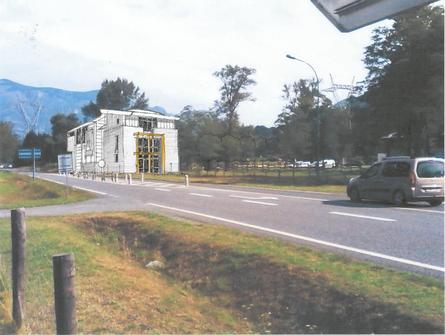 Construction bâtiment Beaucens FFT