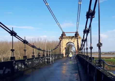 Réhabilitation Pont du Mas d'Agenais