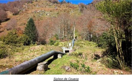 Siphon de Couecq EDF