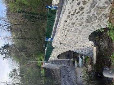 Restauration de pont d'Ouzous